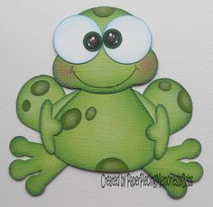 Frog Patterns on Pinterest | Frogs, Tole Painting Patterns and Frog ...
