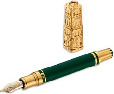 Pelikan Limited Edition Hanging Gardens of Babylon Fountain Pen