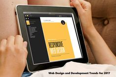 10 #WebDesign And #Development Trends For 2017