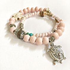 Rose Poudré bracelet / Mechant Studio