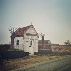 Little chapel…