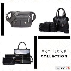 Us Store, Sale Store, Exclusive Collection, Gym Bag, Take That, Check, Bags, Products, Handbags