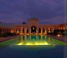 Amanjena Resort - Marrakech, Marrocos