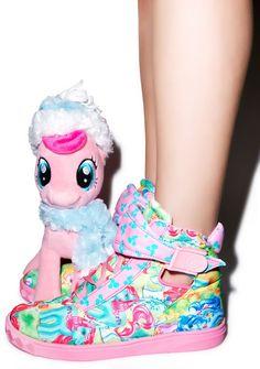 Iron Fist My Little Pony Sneaker | Dolls Kill