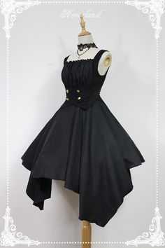 Neverland Lolita (SouffleSong) -The Revenant's Concerto- Normal Waist Lolita Corset JSK