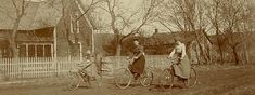 Cycling history made 150 years ago