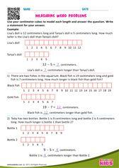 Fun learning online worksheets for Kids, online math printable worksheets Fun Worksheets For Kids, Place Value Worksheets, Kindergarten Math Worksheets, Printable Worksheets, Preschool Activities, Free Printables, Measurement Worksheets, Shapes Worksheets, Check App