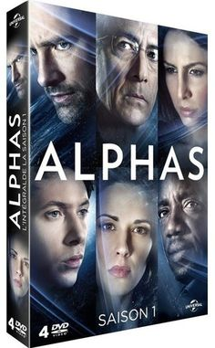 Alphas - The Complete First Season