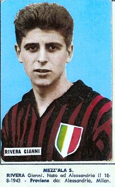 Gianni Rivera - Milan