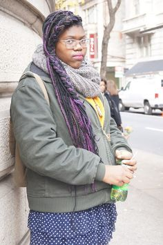 Street Stories: stokely on 18th street