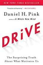 Are you wondering why extrinsic motivators like grades and treats aren't working with your students? Dan Pink's book offers fascinating insights into why this might be. Though not written specifically for educators (which I think makes it all the more fascinating), teachers will find incredible connections with their work in this book.