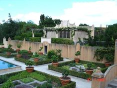 20+ Best And Beautiful Italian Garden Design