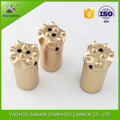 China supplier quality premium 7 and 8 buttons tungsten carbide drill bit button,tungsten carbide drill bit for rock drilling