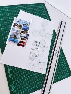 Fotomagnete selber machen: Schnelles DIY Fotogeschenk 6 Diys, Notebook, Pictures, Glass Magnets, Printer Paper, Craft Tutorials, Bricolage, Do It Yourself, The Notebook