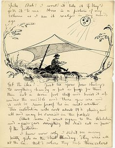 Citation: Bolton Brown to Eddie Brown, 1887 July 30 . Bolton Coit Brown papers, Archives of American Art, Smithsonian Institution.