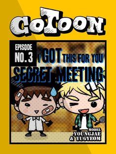 GOTOON EPISODE NO.3 GOT7