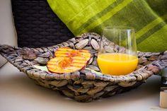 Añade sabor a tu dieta: Ensalada de melocotones a la parrilla, mozzarella y rúcula | Adelgazar – Bajar de Peso