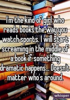 22 Whisper Secrets Relatable to Most Booklovers #whisper #booklovers #bookmemes #reading #readers I Love Books, Good Books, Books To Read, My Books, Book Of Life, The Book, These Broken Stars, Book Nerd Problems, Bookworm Problems