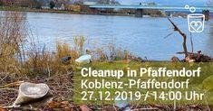 Umweltaktion in Koblenz Clean Up, Environmentalism, North Sea, Nature
