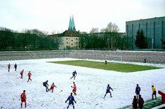 Football Fields Around Europe (16 photos) - My Modern Metropolis