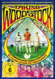 Taking Woodstock - Der Beginn einer Legende * IMDb Rating: 6,6 (18.358) * 2009 USA * Darsteller: Henry Goodman, Edward Hibbert, Imelda Staunton,