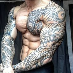 Made of iron! – Tattoo Muster Made of iron! Tribal Arm Tattoos, Full Arm Tattoos, Body Art Tattoos, Sleeve Tattoos, Tattoo Ink, Maori Tattoo Arm, Calf Tattoos, Buddha Tattoos, Armband Tattoo