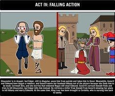 the concept and consequences of a fatal flaw in king lear by william shakespeare View and download tragic flaw essays examples  king lear: new critical  othello by william shakespeare and.