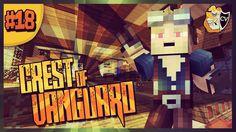 Minecraft  Crest Of Vanguard  SHIP STORAGE