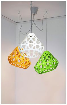 "Check out this @Behance project: ""ZAHA LIGHT triple chandelier"" https://www.behance.net/gallery/37651563/ZAHA-LIGHT-triple-chandelier"