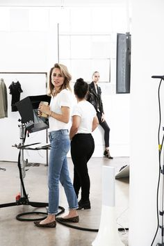 #ANINEBING PHOTOSHOOT BEHIND THE SCENES | @aninebing
