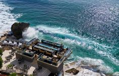 The Rock Bar at Ayana, Bali | Luxury Hotels Travel+Style