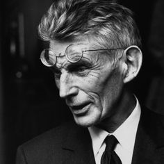 """""""Every word is like an unnecessary stain on silence and nothingness."""" —Samuel Beckett"""