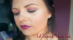 Fall Inspired Makeup Look