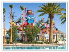 Dunhill Homes | Rhodes Ranch Master-Planned Community Amenities | Las Vegas, Nevada... Water Park...yes, a water park for the residents of Rhodes Ranch..