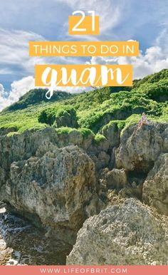 Headed to beautiful Guam and not sure what to do? Then check out my list of things to do in Guam for your trip to paradise. Guam Travel, Asia Travel, Slow Travel, Travel Trip, Beach Travel, Guam Beaches, Stuff To Do, Things To Do, Florida Vacation