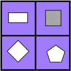 Which one doesn't belong? Use these fun and thought-provoking math puzzles with your students this year. Math Journal Prompts, Math Journals, Kindergarten Math, Teaching Math, Which One Doesnt Belong, Math Talk, Math Challenge, Daily Math, Math Questions