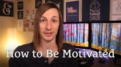 How to Be Motivated http://seanwes.tv/165