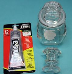 Someday Crafts: Guest Blogger - Dollar Store Crafts - DIY Dollar Store Apothacary Jars