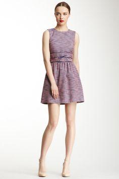 RED Valentino, Sleeveless Tweed Dress