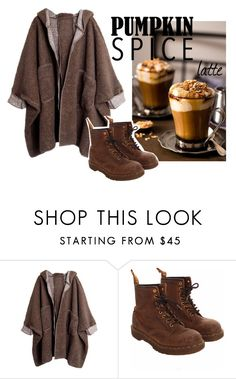 """Untitled #303"" by iuchykate ❤ liked on Polyvore featuring Dr. Martens"