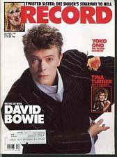 Record Magazine (USA) - 1984