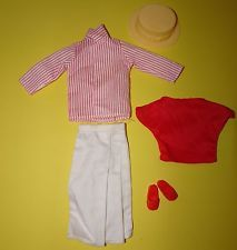 Sindy Boating Days 1985 Pedigree Vintage Dolls Clothes Reflections