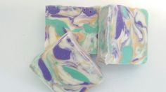 Lavender and Rosemary Soap / Handmade Soap / Artisan Soap / Natural Soap / Cold Process Soap / Soap - pinned by pin4etsy.com