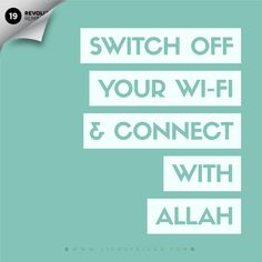 Adopt best practices in all your affairs and move on to the next ibadah (act of worship) and another means to connect with Allah subḥānahu wa ta'āla (glorified and exalted be He). For more visit www.LionofAllah.com