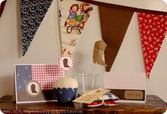 Cowboy Party Crafts and Recipes