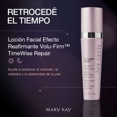 Timewise Repair, Loción Facial, Mary Kay Ash, Interiors, Makeup, Beauty Makeup, Facial Care, Skin Care, Mary Kay Cosmetics