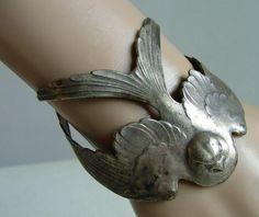 Bird cuff