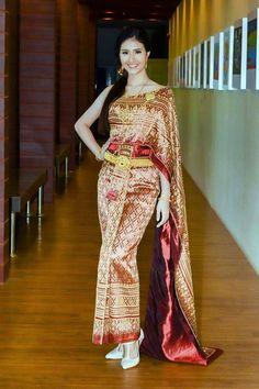 #malimallika #ThaiCostume #Topmodel2014 July,2016