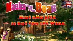 Masha and The Bear - Hide and seek is not for the Weak (Episode - Full Cartoon Movie in english [HD] - video dailymotion - MY TV auf dailymotion ansehen Santa Hat Pikachu, Marsha And The Bear, Good Movies, Awesome Movies, Find Santa, Celebration Gif, Cartoon Movies, Me Tv, Pokemon Go