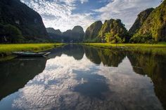 People may take Ninh Binh as the Alice's wonderland for granted.
